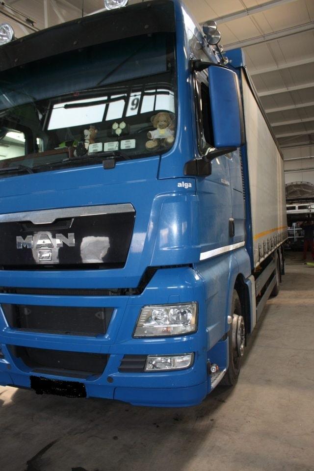 truck service repair hs invest