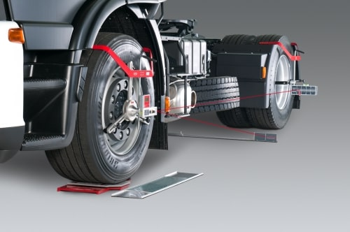 wheel alignment koch hd 30 easy touch